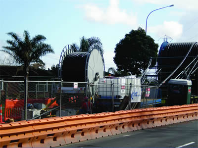 Chemz Blue Lube Plays Critical Role in Penrose-Pakuranga NAaN 220 kV Upgrade