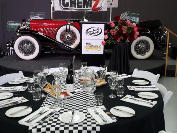 Geezers Dinner 2016 - Warbirds & Wheels
