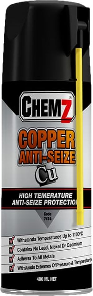 Chemz Copper Anti Seize