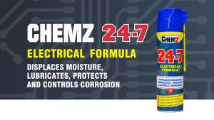 The CHEMZ Re-Released 24-7 Electrical Formula Flyer