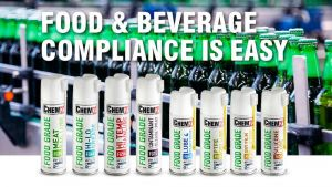 CHEMZ Food & Beverage Range Gives You Peace of Mind