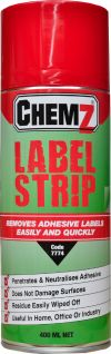 Chemz Label Strip
