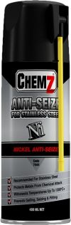 Chemz Nickel Anti Seize