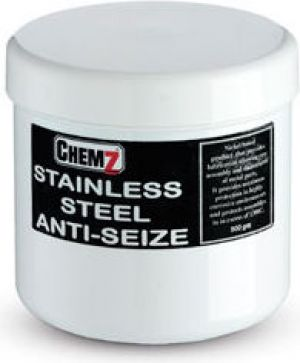 Chemz Nickel Anti-Seize (500g) Pot