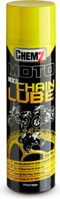 Chemz MX3 Chain Lube