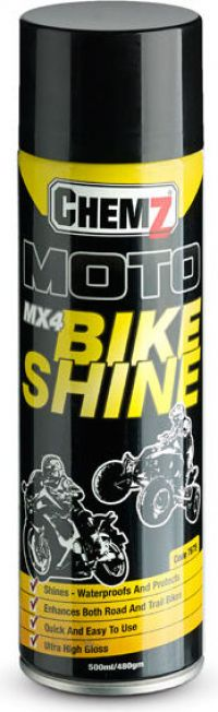 Chemz MX4 Bike Shine