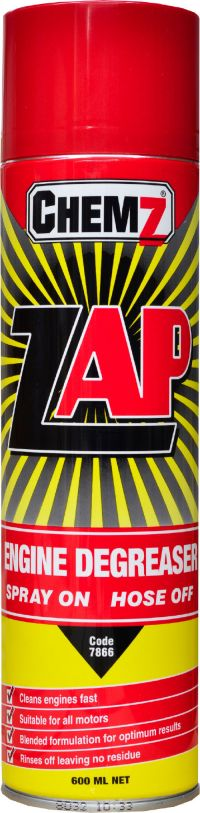 Chemz Zap Engine Degreaser