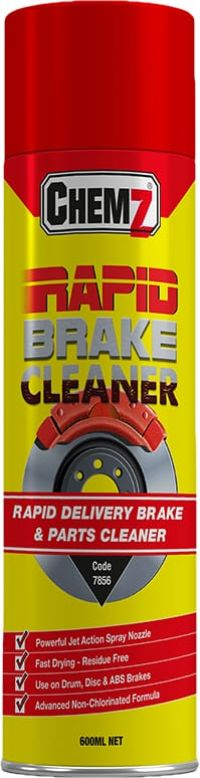 Chemz Rapid Brake Cleaner